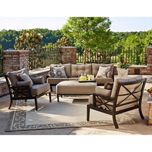 Member's Mark Park Lane 4-Piece Seating Set