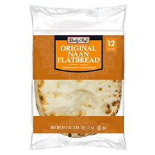 Daily Chef Original Naan Flatbread (12 ct.)
