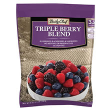 Daily Chef Triple Berry Blend (56 oz.)