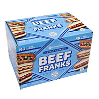 Member's Mark Beef Franks (80 ct.)