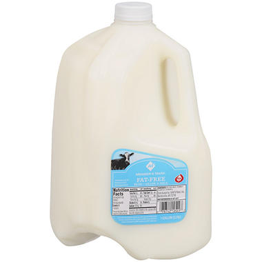 Member's Mark� Fat-Free Skim Milk - 1 gal.