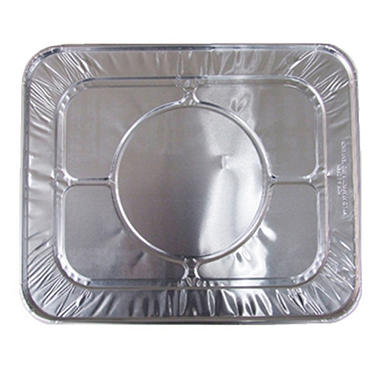 Daily Chef Half Steam Table Foil Lid - 30 ct.