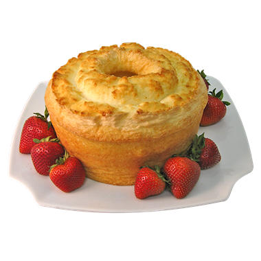Artisan Fresh Angel Food Cake (30 oz.)