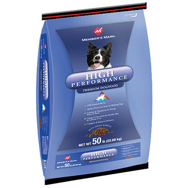 Member's Mark® High Performance Dog Food - 50 lbs.