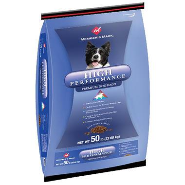 Member's Mark® High Performance Dog Food - 50 lbs.