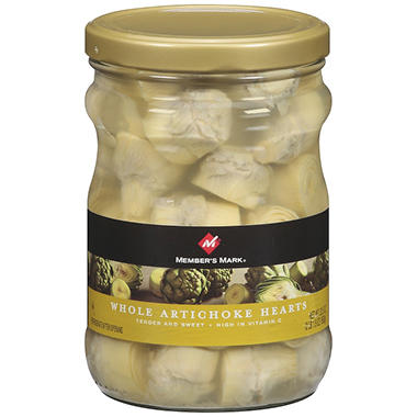Member's Mark Whole Artichoke Hearts (33.5 oz.)