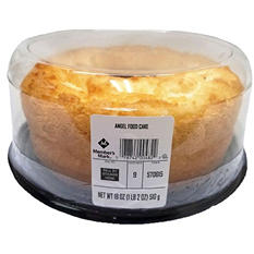 Daily Chef Angel Food Cake (18 oz.)