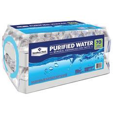 Member's Mark Purified Water (8 oz. bottles, 70 ct.)