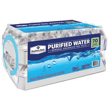 how to get purified water