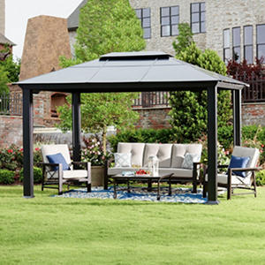 Gazebos Pergolas And Outdoor Enclosures Sam S Club