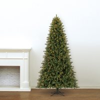 9' Members Mark Artificial Pre-Lit LED Lansing Pine Christmas Tree
