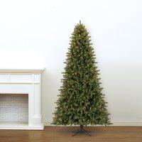 9' Members Mark Artificial Pre-Lit LED Lansing Pine Christmas Tree