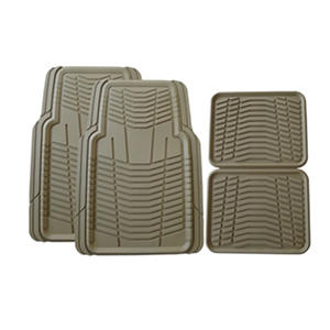 Member's Mark All-Weather Automotive Floor Mats (4 pk., Multiple Colors Available)