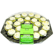 Member's Mark Pistachio Mini Cupcakes (24 ct.)