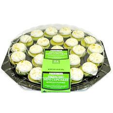 Member's Mark Pistachio Mini Cupcakes (24 ct.)