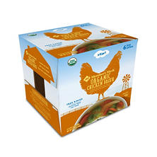Member's Mark Organic Chicken Broth (32 oz. carton, 6 pk.)