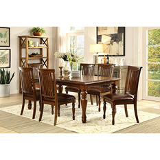 Highfield Table and Chairs 7-Piece Dining Set
