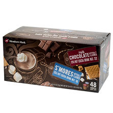 Member's Mark Single Serve Cup Cocoa Variety Pack (48 ct.)