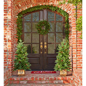 Member's Mark 5-Piece Decorated Entryway Set, Warm White