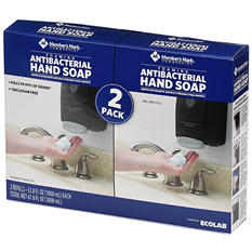 Member's Mark Commercial Foaming Antibacterial Hand Soap (2 pk.)