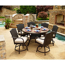 Member's Mark Agio Collection Heritage Balcony Dining Set