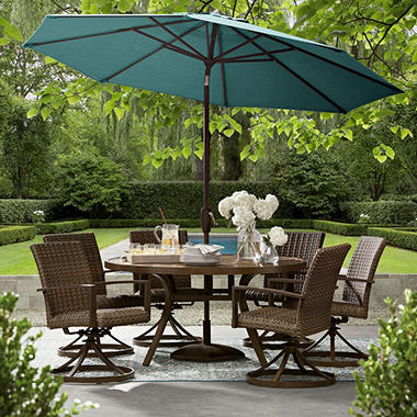 Patio Dining Sets At Sam S Creativity Pixelmari Com