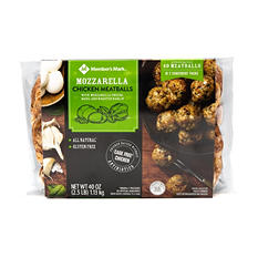 Member's Mark Chicken Mozzarella Meatballs (2.5 lbs.)