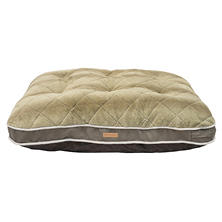 "Member's Mark Deluxe Gusseted Pet Bed, 35"" x 44"" x 7"" (Choose your Color)"