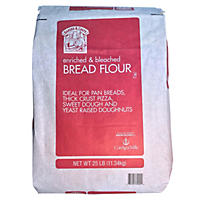 Bakers & Chefs Bread Flour - 25 lb. bag