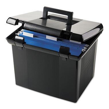 Esselte Portable File Boxes