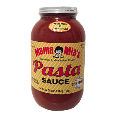 Mama Mia's Spaghetti Sauce - 64 oz.