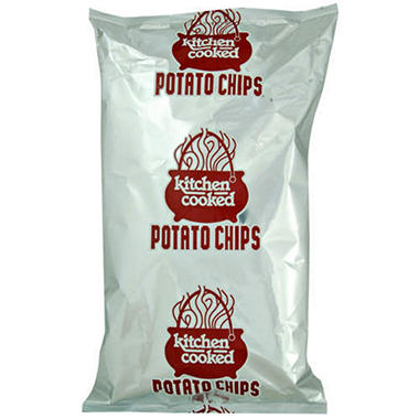 Kitchen Cooked Potato Chips - 16 oz.