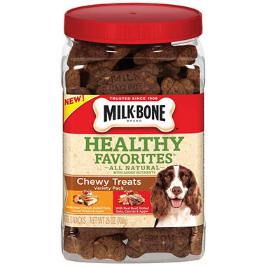 Milk Bone Healthy Favorites - 25 oz.