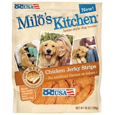 Milo's Kitchen Chicken Jerky Dog Treats (25 oz.)