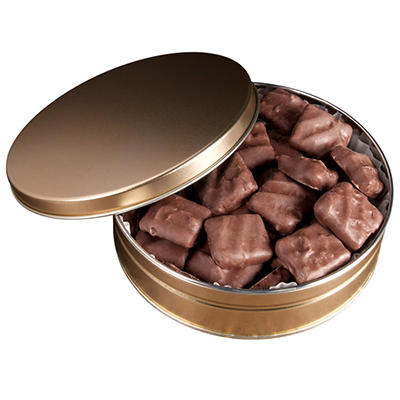 Chocolate English Toffee - 16 oz. tin
