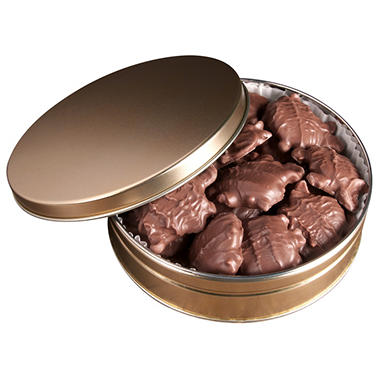 Chocolate Cashew Clusters - 14 oz. tin