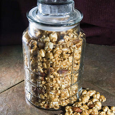Caramel Corn w/ Almonds & Pecans - 19 oz.