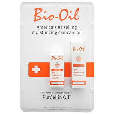 Bio Oil Club Pack (4.2 oz. and 2 oz. bottles)