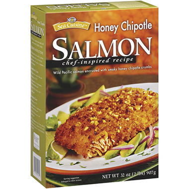 Sea Cuisine Honey Chipotle Salmon (2 lbs.)