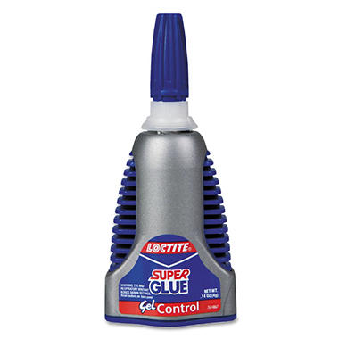 Loctite Super Glue Easy Squeeze Gel - .14 oz.