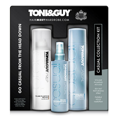 Toni & Guy Casual Collection Styling Kit