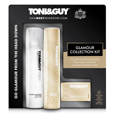 Toni & Guy Glamour Collection Styling Kit