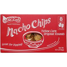 Member's Mark Ricos Original Yellow Round Tortilla Chips (2 lb., 4 ct.)