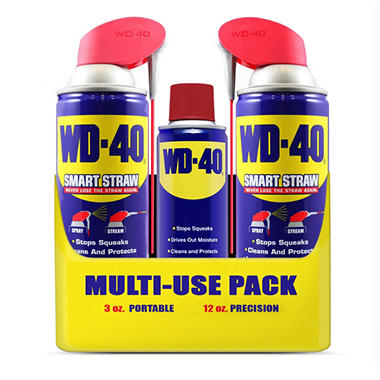 WD-40 - 12 Oz. - Plus 3 Oz. - Twin Pack