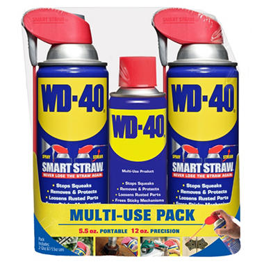 WD-40 - Multi-use pack - 29.5 oz. total