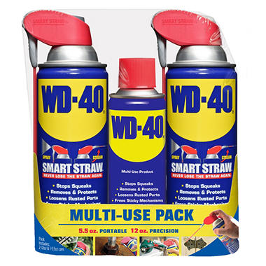 WD-40 - 12 Oz. Plus 5.5 Oz. - Twin Pack