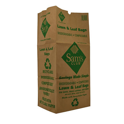 Sam's Club® Lawn & Leaf Bags - 25 ct. bundle