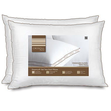 Croscill 400TC Gel Pillow - 2 pk.