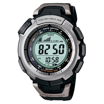 Casio Atomic Solar Pathfinder Men's Watch