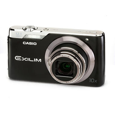 Casio EX-H5 12.1MP Digital Camera